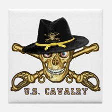 Forever Cavalry Tile Coaster