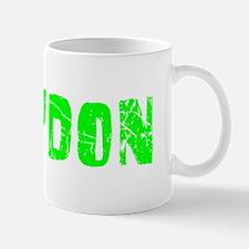 Braydon Faded (Green) Mug