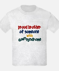 Proud Brother....2 (DS) T-Shirt