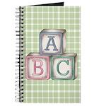 Baby Blocks Journal