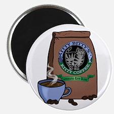 Caffeinated Kitty Blend Magnet