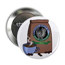 "Caffeinated Kitty Blend 2.25"" Button"