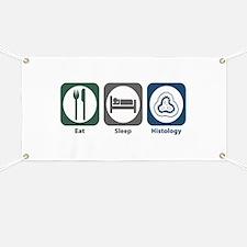 Eat Sleep Histology Banner