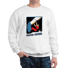Hood River Windsurfing T-shir Sweatshirt