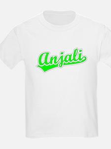 Retro Anjali (Green) T-Shirt