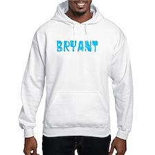 Bryant Faded (Blue) Hoodie