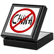 No China Keepsake Box