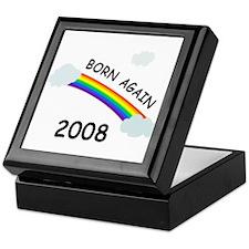 Born Again 2008 Keepsake Box