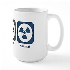 Eat Sleep Hazmat Mug
