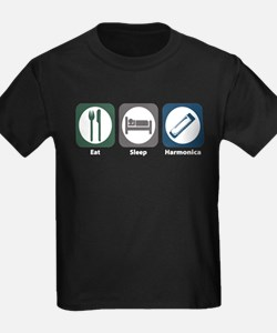 Eat Sleep Harmonica T