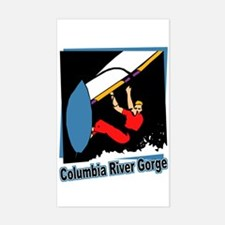Columbia River Gorge Windsurfer Decal