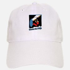 Columbia River Gorge Windsurfer Baseball Baseball Cap