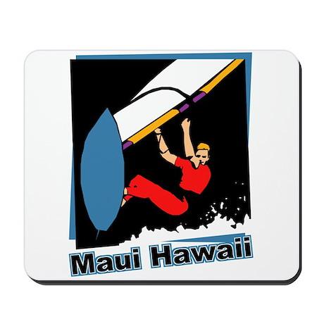 Maui Windsurfing Mousepad