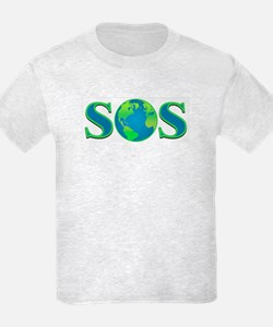 SOS earth T-Shirt
