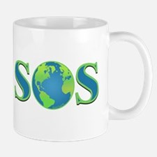 SOS earth Mug