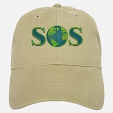 SOS earth Cap