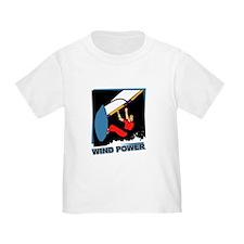 Wind Power Windsurfing T