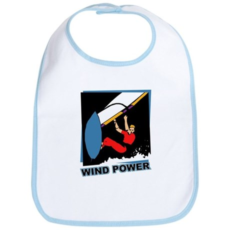 Wind Power Windsurfing Bib