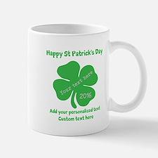St Patricks Day Personalized Mugs