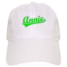 Retro Annie (Green) Baseball Cap