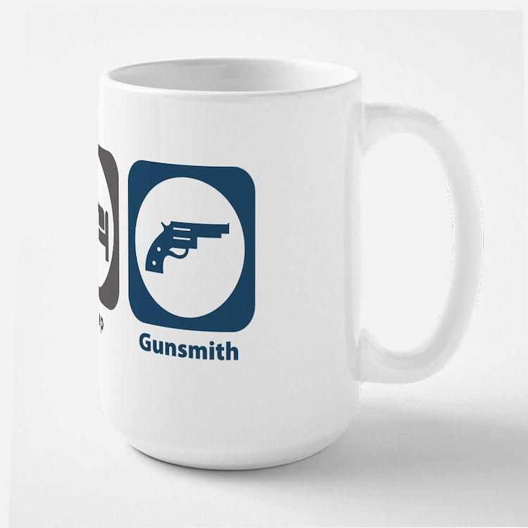 Eat Sleep Gunsmith Mug