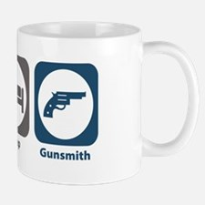 Eat Sleep Gunsmith Mug