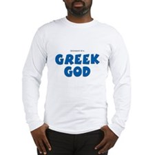 Greek God Long Sleeve T-Shirt