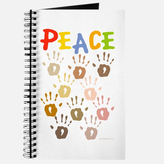 Hands of Peace Journal