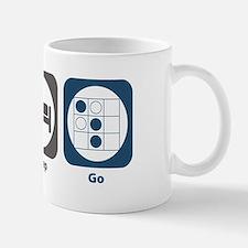 Eat Sleep Go Mug
