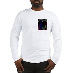Genomic Invasion Long Sleeve T-Shirt
