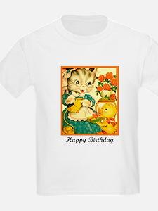 Happy Birthday - Crafty Knitt T-Shirt