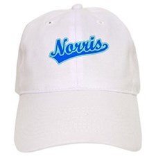 Retro Norris (Blue) Baseball Cap