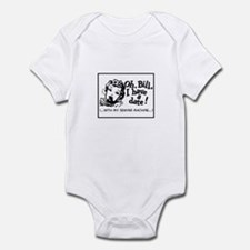 A Date With My Sewing Machine Infant Bodysuit