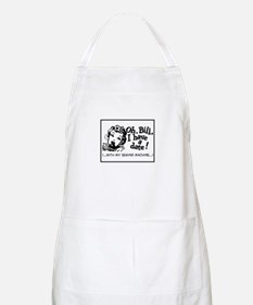 A Date With My Sewing Machine BBQ Apron
