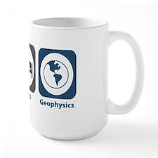 Eat Sleep Geophysics Mug
