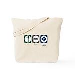 Eat Sleep General Practice Tote Bag