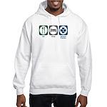 Eat Sleep General Practice Hooded Sweatshirt