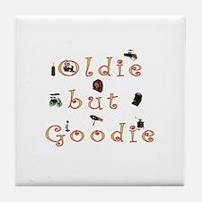 Oldie but Goodie Tile Coaster
