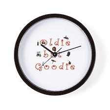 Oldie but Goodie Wall Clock