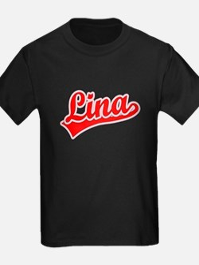 Retro Lina (Red) T