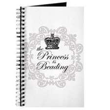 The Princess Is Beading Journal