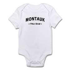 Montauk - The End T-shirts Infant Bodysuit