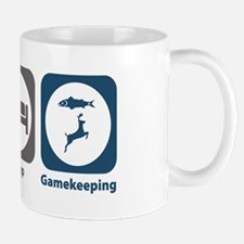 Eat Sleep Gamekeeping Mug