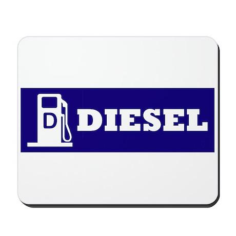 Diesel 2 Mousepad