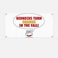 Rednecks Banner