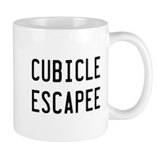 Cubicle Escapee Mug