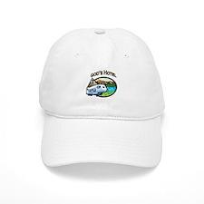 God's Hotel Baseball Cap