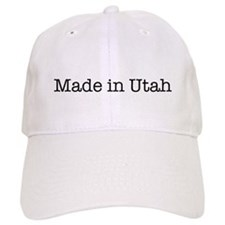 Made in (Your State) Baseball Cap