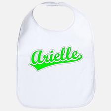 Retro Arielle (Green) Bib