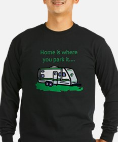 Home is where you park it T